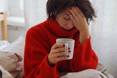 dolores de cabeza tensionales